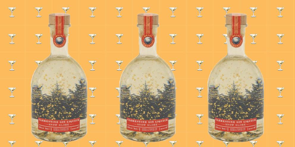Snowglobe Gin