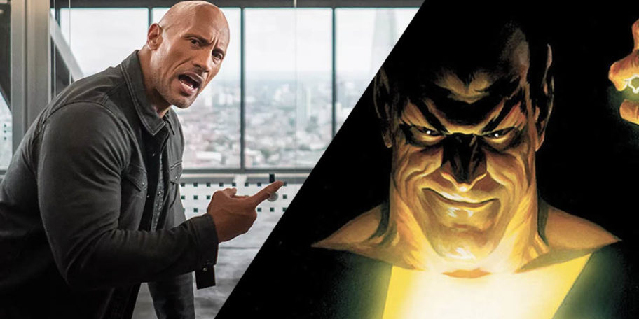 Dwayne The Rock Johnson Reveals First Look At His New