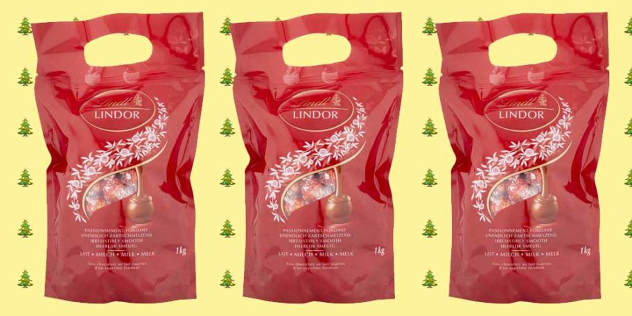 Amazon Is Selling A Massive 1kg Bag Of Lindt Truffles