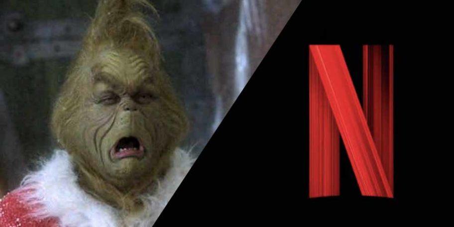 Netflix Grinch