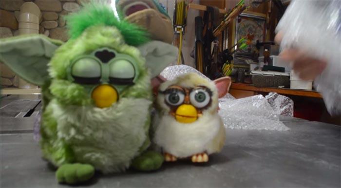First Furby