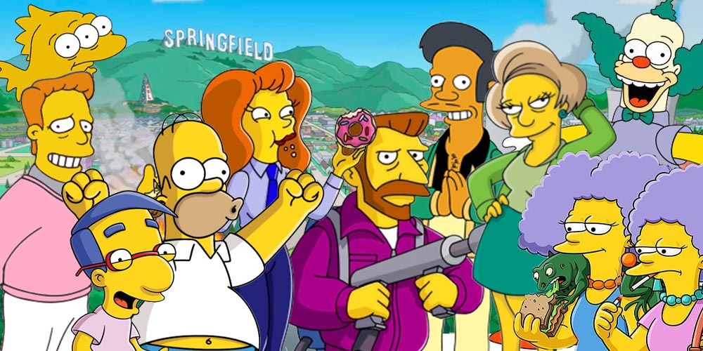 The Simpsons Spin Offs That Nearly Happened And The Ones We Want