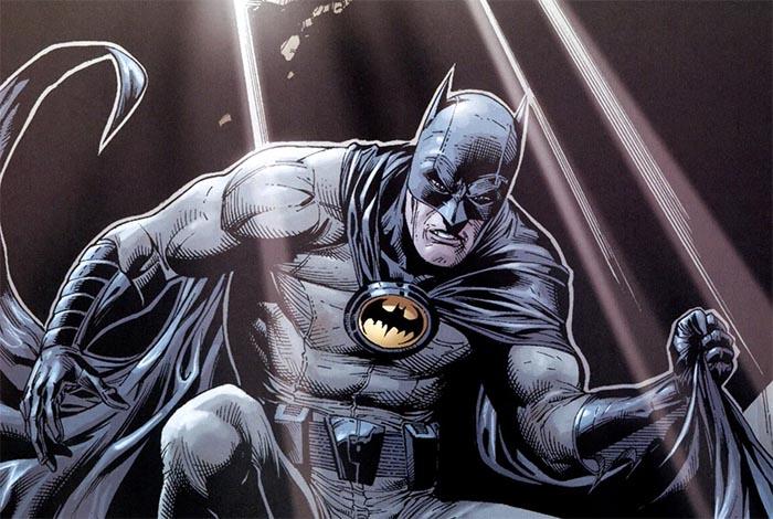 Batman Earth One