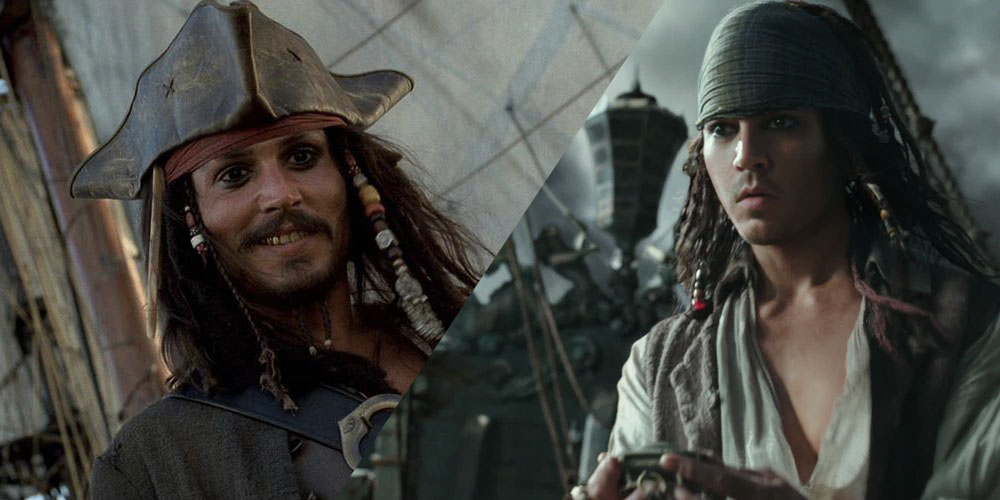 Depp Pirates