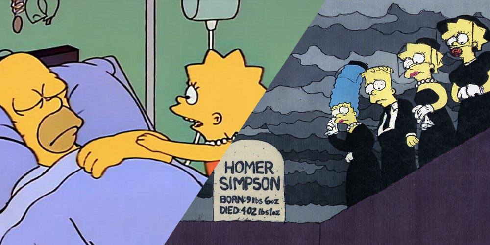 Simpsons Coma